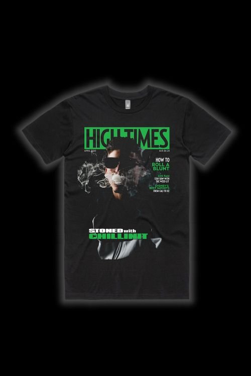 HIGH TIMES TEE by ChillinIt
