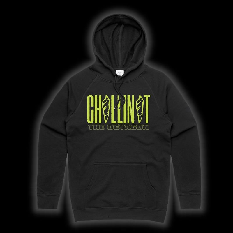 CHILLINIT THE OCTAGON HOODY