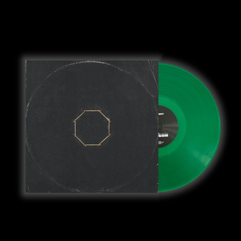 THE OCTAGON VINYL (OG GREEN)